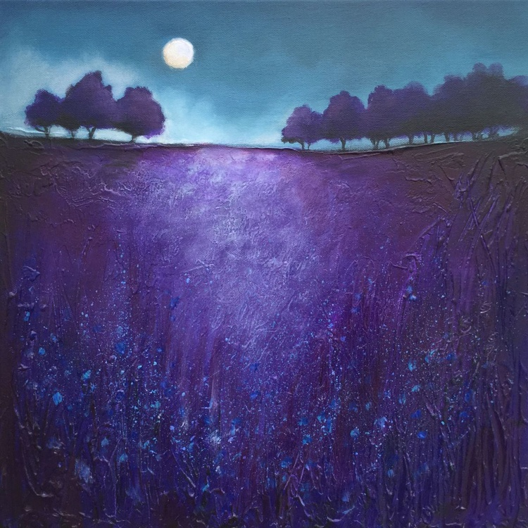 Moonlight  trees - Image 0