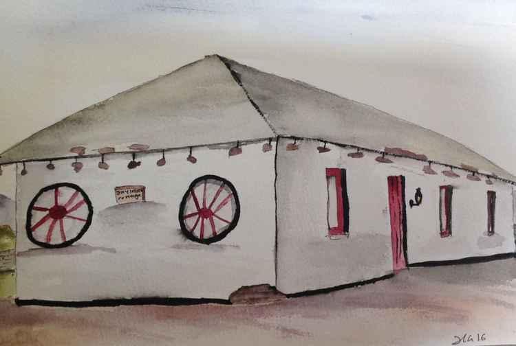 Skylark cottage, outer Hebrides -
