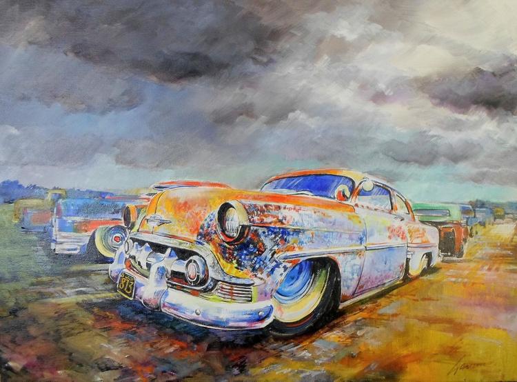 Rusty American Classic - Image 0