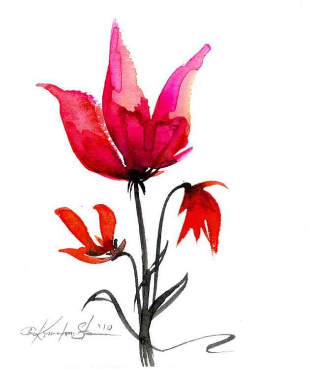 Floral No. 4