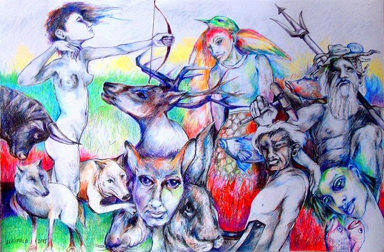 The Horny Gods Of Greece - Image 0