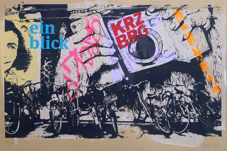 BERLIN - Anne Franck -