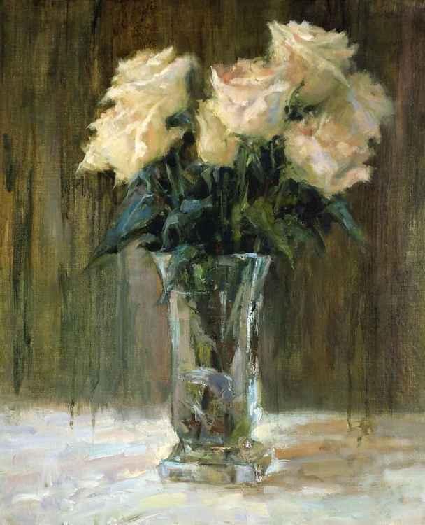 White Roses -