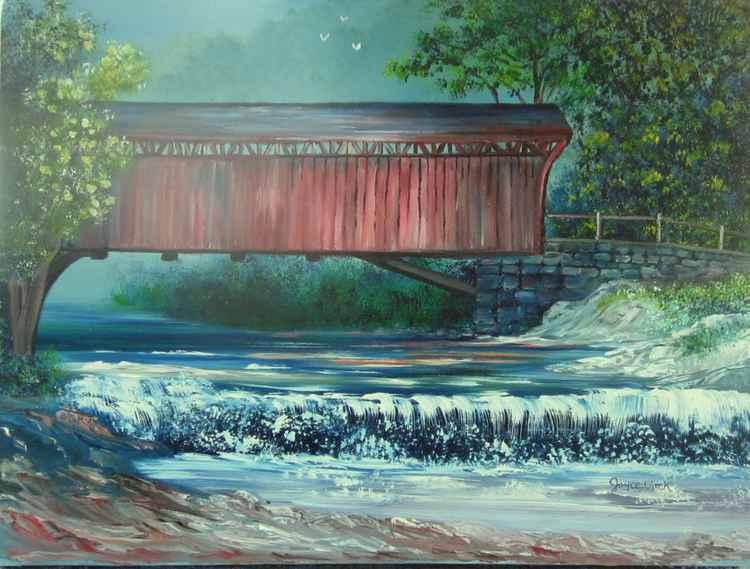 Madison County Bridge -