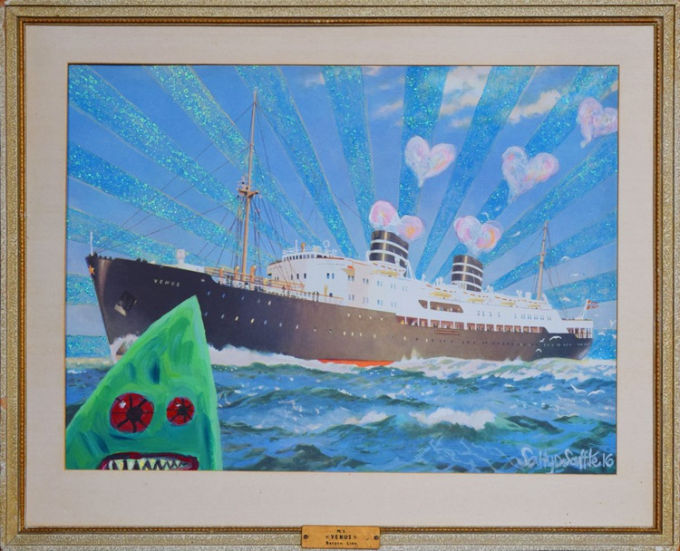 Shark Loveboat - Image 0