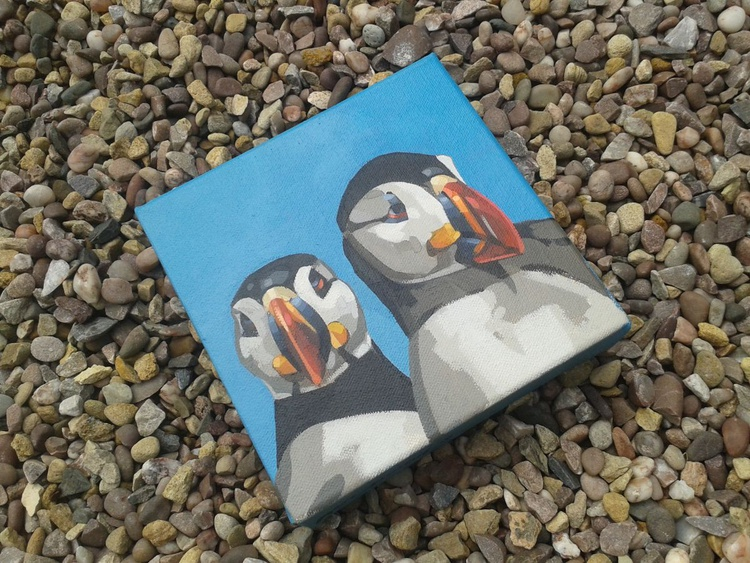 Puffins - Image 0