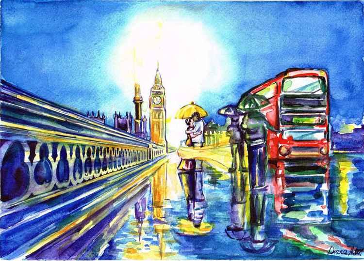London, Romantic Date