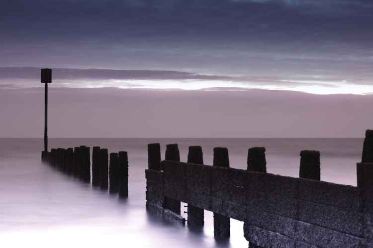 Dawn Breakwater -