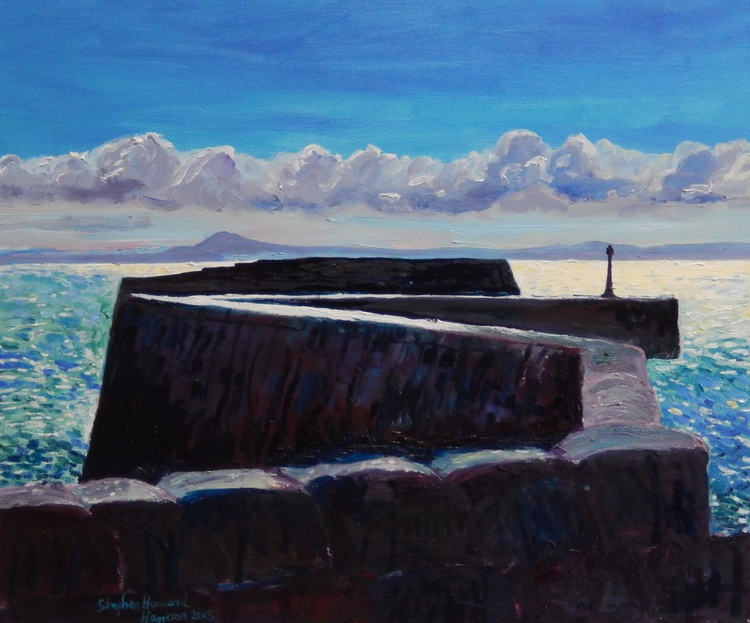 Pittenweem Harbour Walls - Image 0