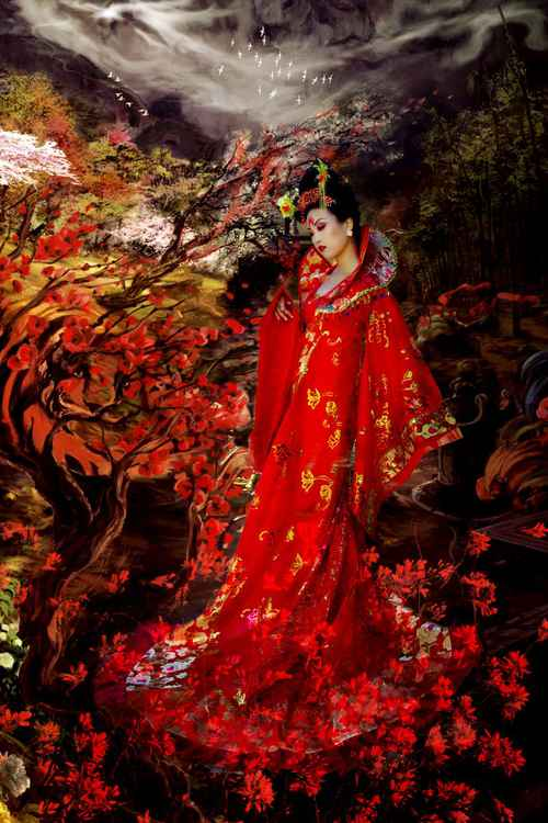 Xian: Myths of the Beauties, Yang Guifei I -