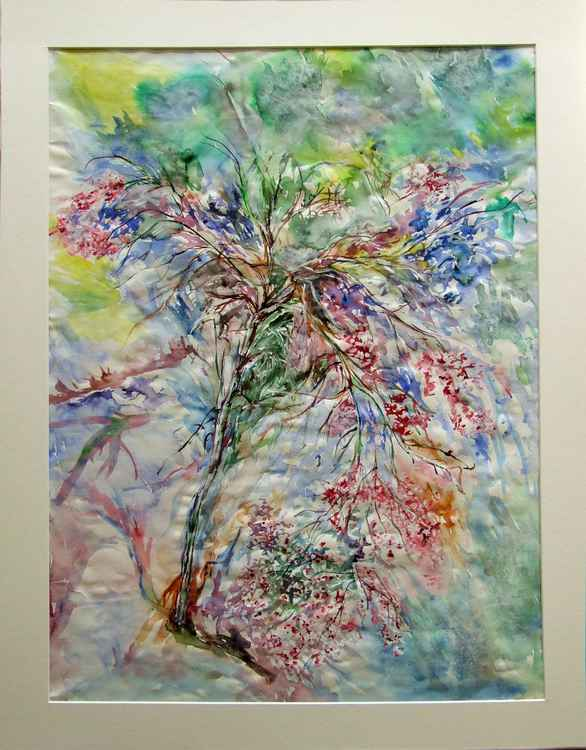 L'arbre fleuri -