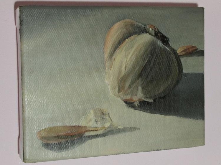 Garlic Still Life - Image 0