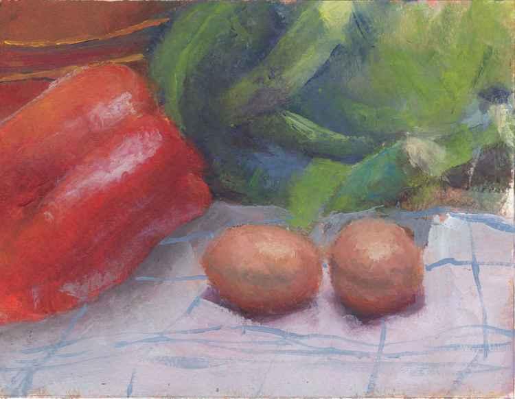 Fresh Eggs -