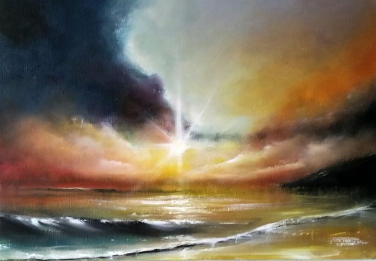 Ascending sun - Image 0