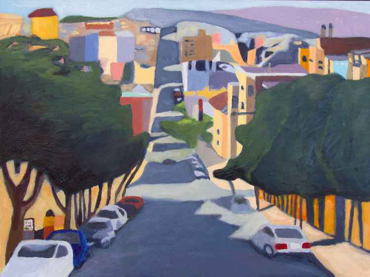 San Francisco - Vallejo and Jones -