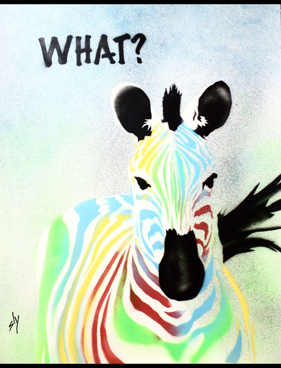 What Zebra (On Paper) - Image 0
