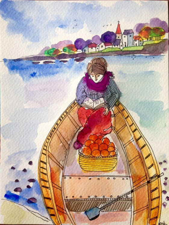 Waiting at the Ferry - Image 0