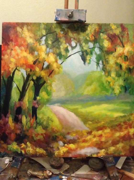 The autumn 2. Road - Image 0