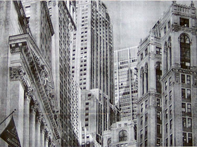 ' wall street #1 ' - Image 0