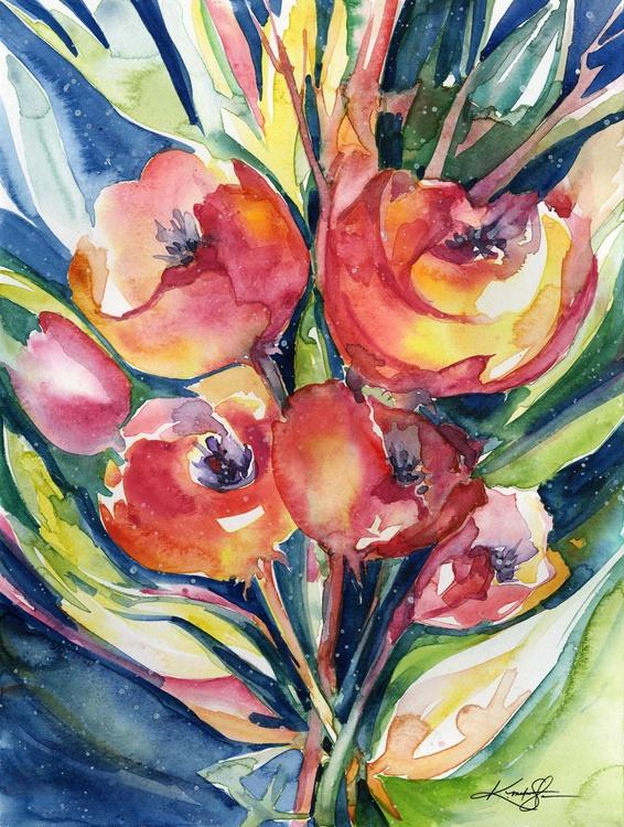 Floral Dreams No. 02 - Image 0