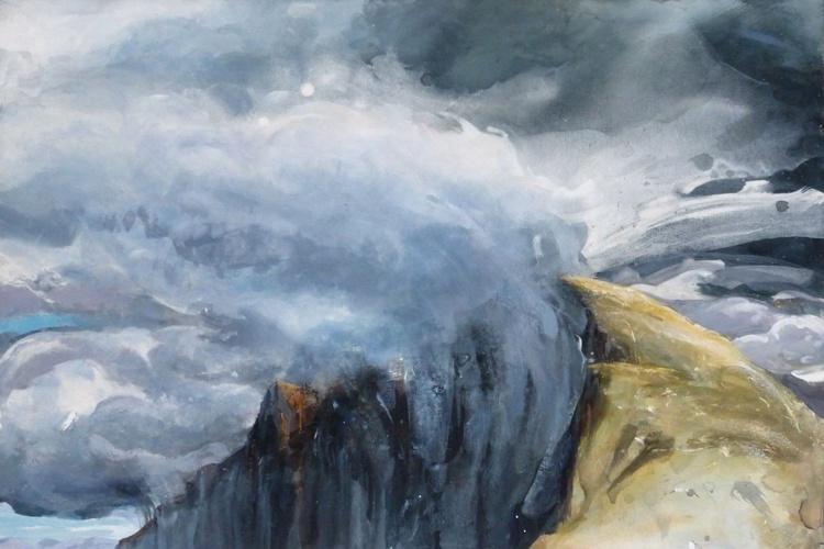 Cloud and Hill 5 - Gwynedd - Image 0