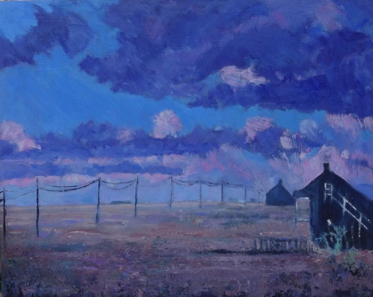 Big Skies and Cottages, Dungeness - Image 0