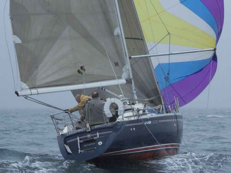 Downwind Saunter -