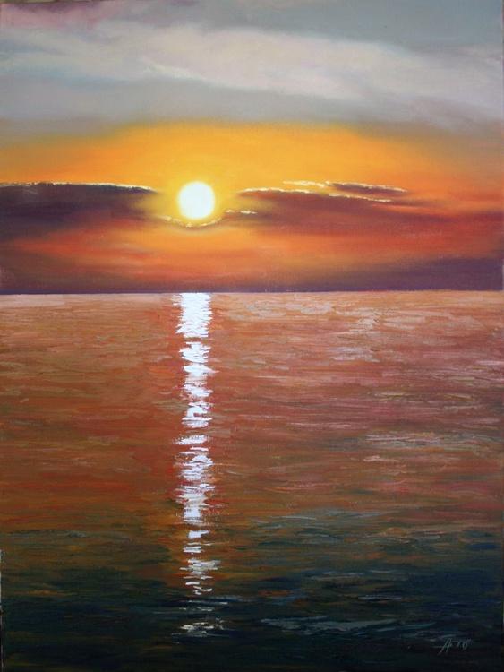 Sunset, FREE SHIPPING - Image 0