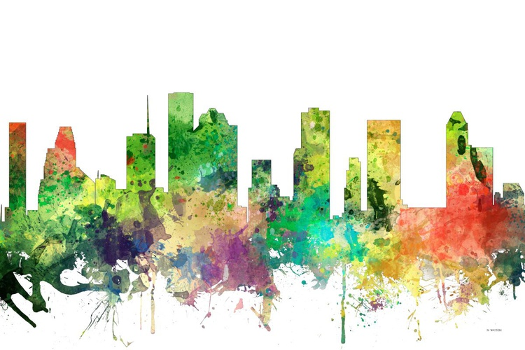 Houston, Texas Skyline SP - Image 0