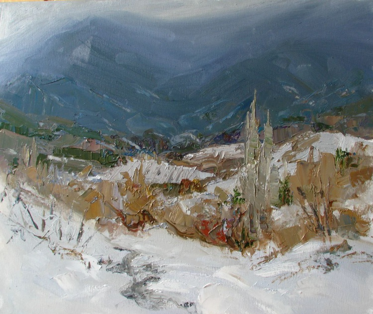 Winter in the mountains - Image 0