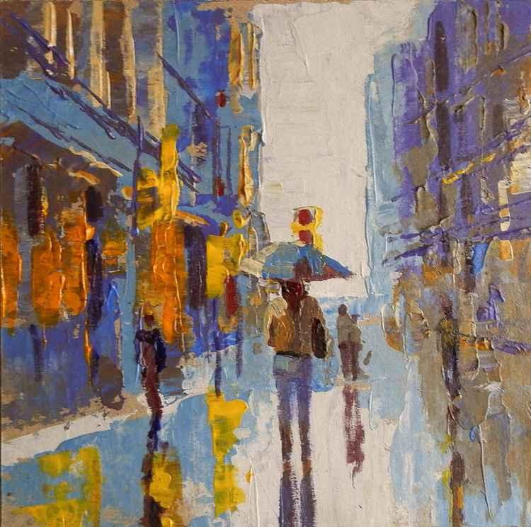 rain -