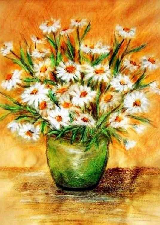 Bouquet - pastel 1.. -