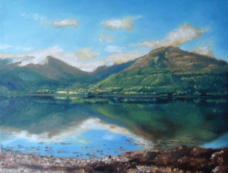 Early September morning, Loch Linnhe - Image 0