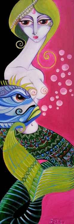 Contrast Mermaid -