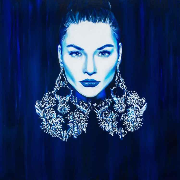 Lucid Dream (150 x 150 cm) -