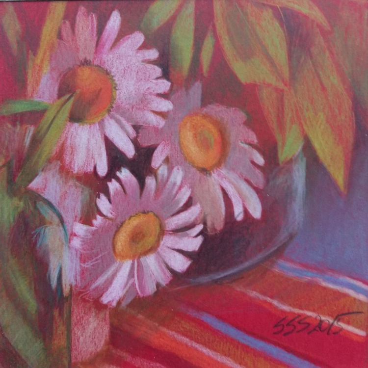 Daisies on my table - Image 0