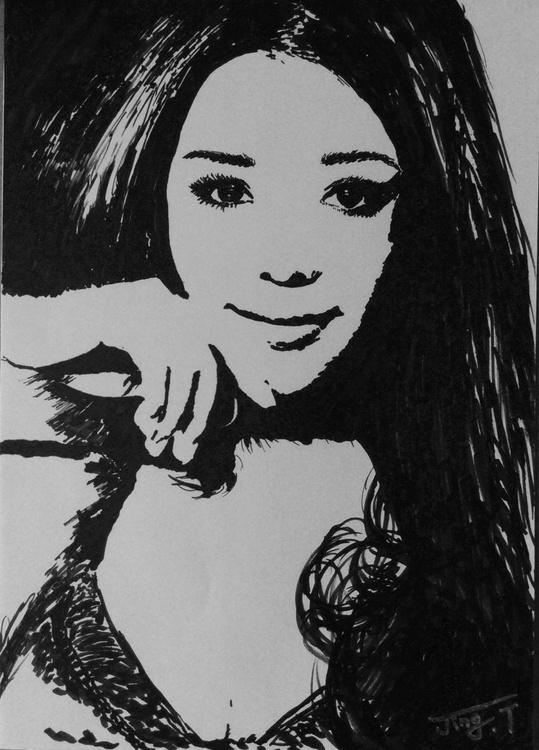 Female  Portrait - Image 0