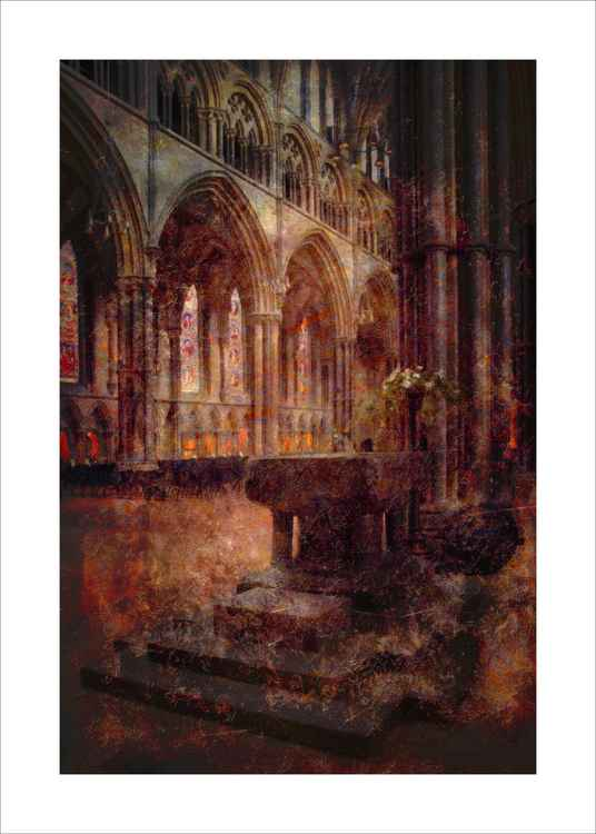 Cathedral Font -