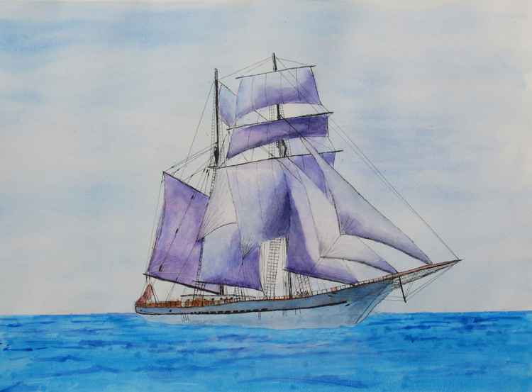 Purple Sails -