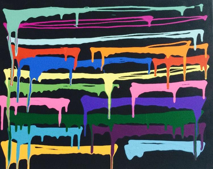 Melting rainbow - Image 0