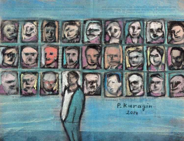 28 faces -