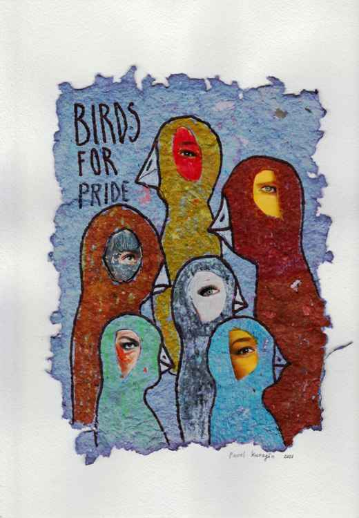 Birds for pride -