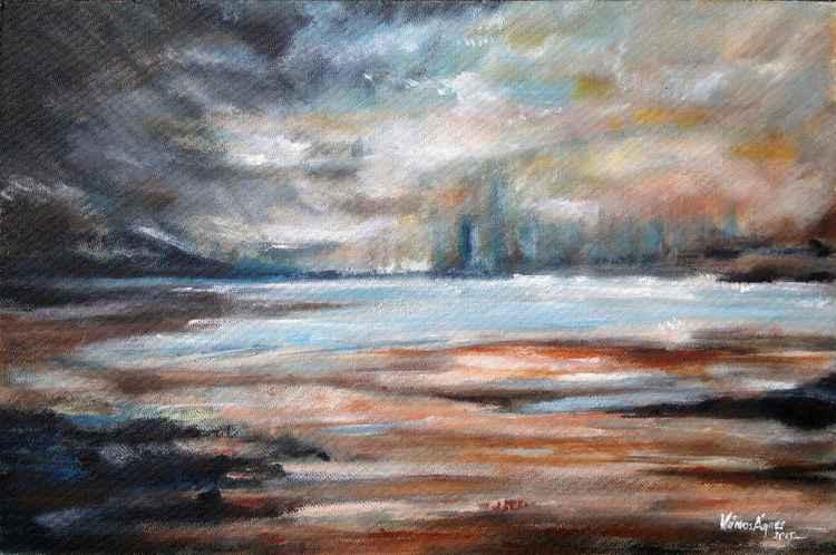 Stormy Sea II -