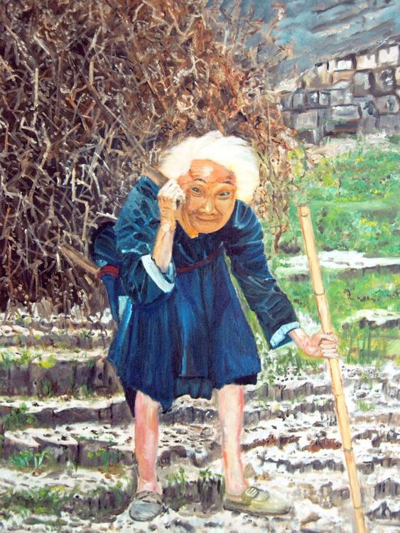 The Tragic World Series III - I am a Old Woman - Image 0