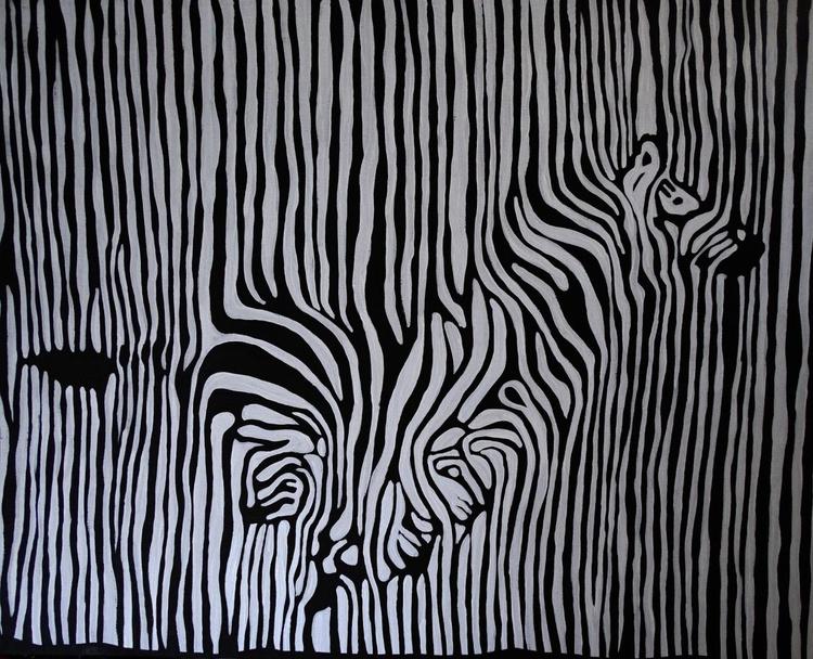 Chevron Zebra - Image 0