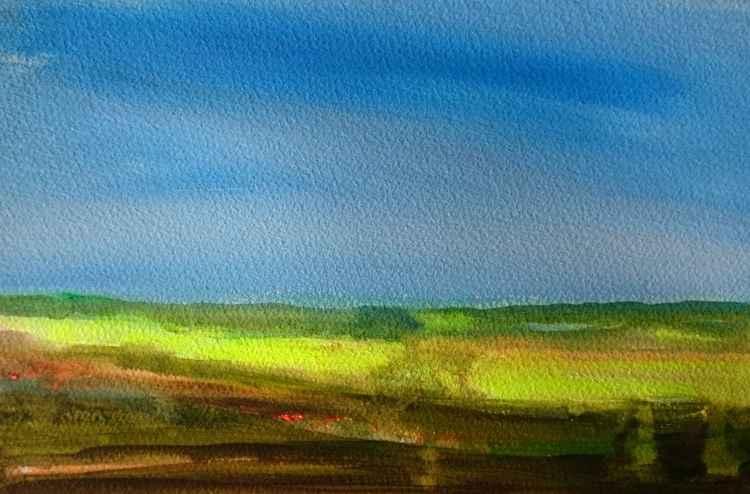 Spring Fields No.3