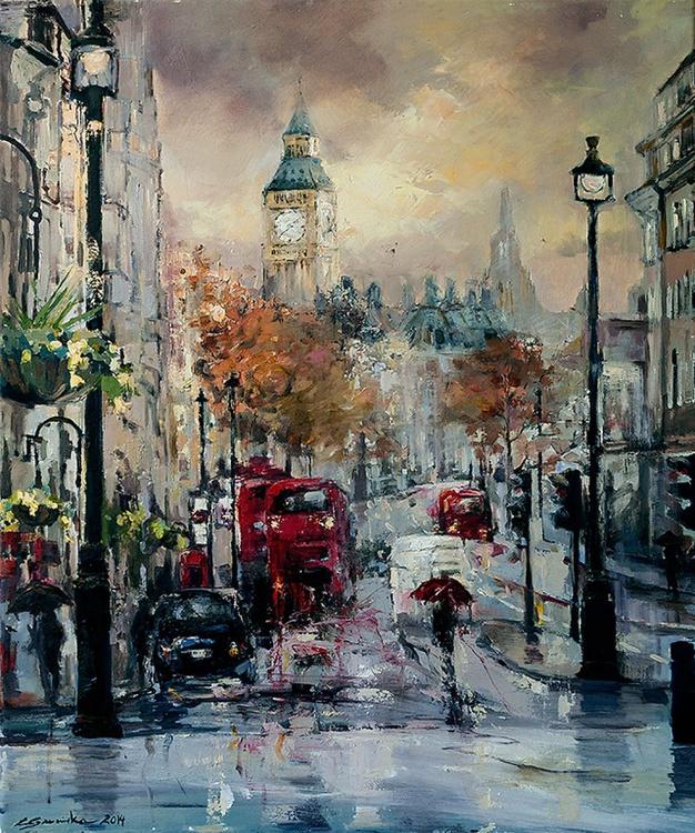 'Stormy London' - Image 0