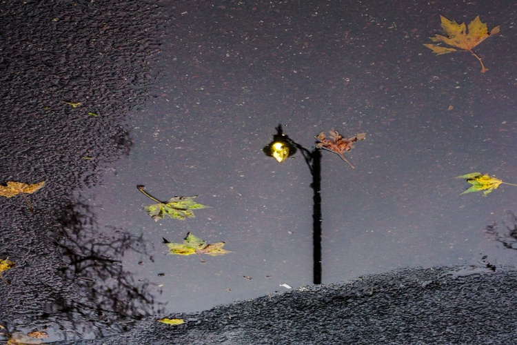 """PUDDLE LAMP (Limited edition  1/50) 18""""X12"""" - Image 0"""