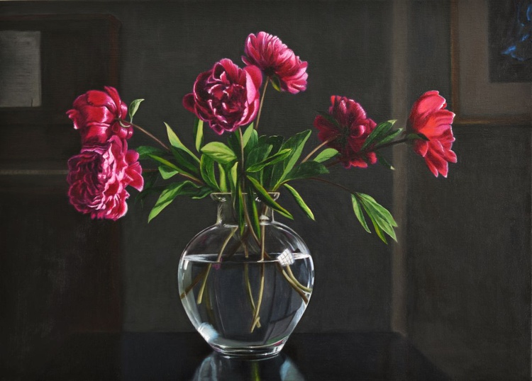 Peonies from the Garden - Image 0
