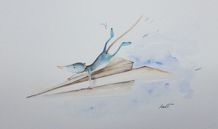 Flying rat - Image 0